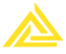 yellow alexander triangle logo